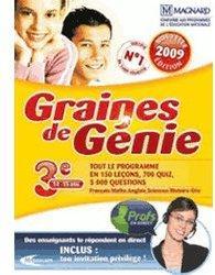 Mindscape Graine de génie 3ème 2009 (FR) (Win)