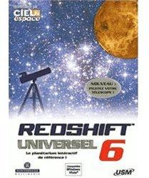 Mindscape Redshift 6 Universal (FR) (Win)