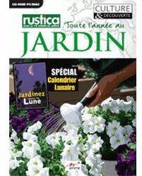 EMME Rustica Toute l'année au jardin - spécial calendrier lunaire (WIN/MAC) (FR)