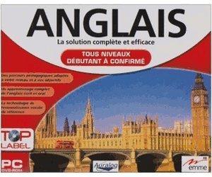 Avanquest Top Label Anglais - Coffret 4 niveaux (FR) (Win)