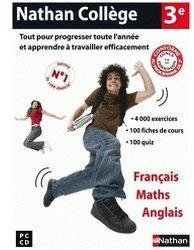 Nathan Collège 3ème 2008/2009 (FR) (Win/Mac)