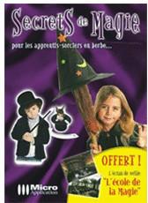 Micro Application Coffret secrets de la magie (FR) (Win)