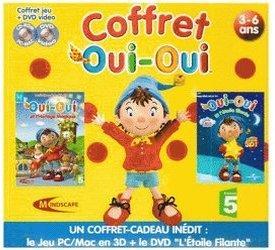 Mindscape Oui-Oui et l'horloge magique + DVD Oui-Oui et l'étoile filante (FR) (Win/Mac)