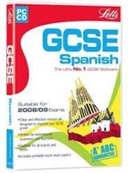 Avanquest Letts GCSE Spanish 2008/09 (EN) (Win)