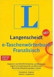 Langenscheidt e-Taschenwörterbuch Französisch (DE) (Win)