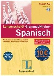 Langenscheidt Grammatiktrainer Spanisch (DE) (Win)