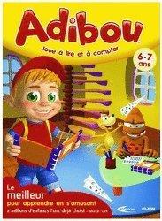 Mindscape Adibou joue à lire et à compter 6-7 ans 2009/2010 (FR) (Win)