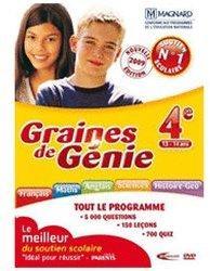 Mindscape Graines de génie 4e 2009/2010 (FR) (Win)
