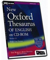 Focus Multimedia New Oxford Thesaurus of English (EN) (Win)