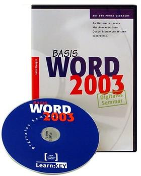 Teia Word 2003 Basis - Digitales Seminar (DE) (Win)