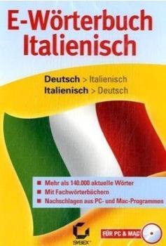 Sybex Verlag e-Wörterbuch Italienisch (DE) (Win)