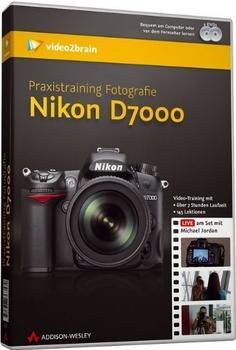 video2brain Praxistraining Fotografie: Nikon D7000 (DE) (Win/Mac)