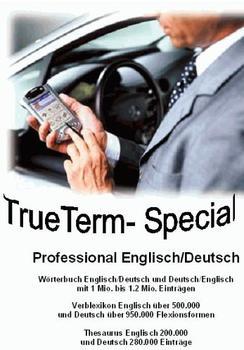 TT-Software TrueTerm Professional Special Deutsch-Englisch (DE) (Win)