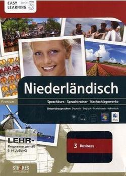 Strokes Niederländisch 3 Business (DE) (Win/Mac)