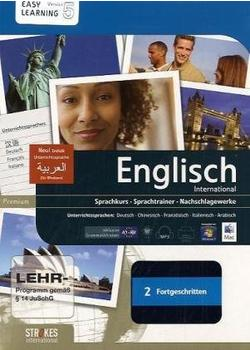 Strokes Englisch international - Fortgeschrittene Kurs 2 (DE) (Win/Mac)