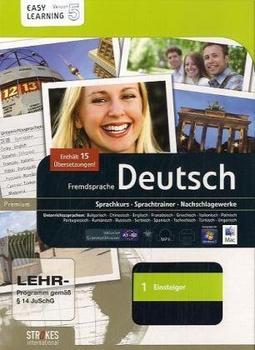 Strokes Deutsch - Anfänger Kurs 1 (DE) (Win/Mac)