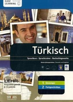 Strokes Türkisch - Kombi-Paket Kurs 1 + 2 - Version 5 (DE) (Win/Mac)