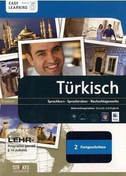 Strokes Türkisch - Fortgeschrittene Kurs 2 - Version 5 (DE) (Win/Mac)