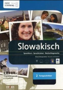 Strokes Slowakisch - Fortgeschrittene Kurs 2 - Version 5 (DE) (Win/Mac)