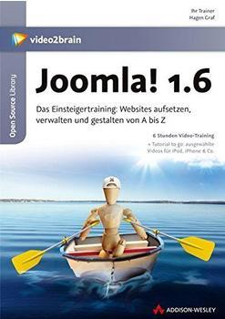 video2brain Joomla! 1.6 (DE) (Win/Mac)