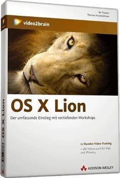 video2brain Mac OS X Lion (DE) (Win/Mac)