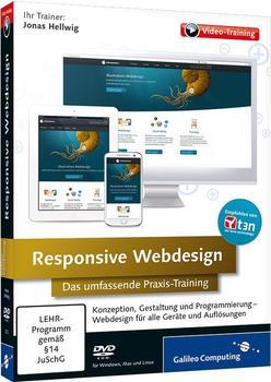 Rheinwerk Verlag Responsive Webdesign: Das umfassende Praxis-Training (2013)