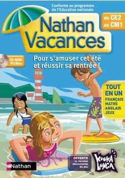 Nathan Vacances du CE2 vers le CM1 2006 (FR) (Win/Mac)