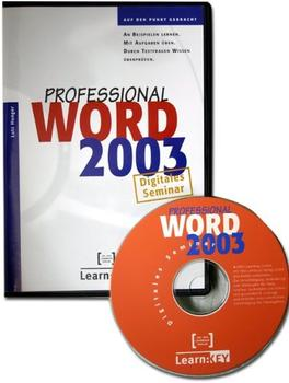 Teia Word 2003 Professional - Digitales Seminar (DE) (Win)