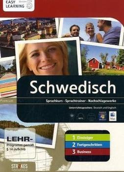 Strokes Schwedisch 1 + 2 + 3 Komplettpaket Version 5 (DE) (Win/Mac)