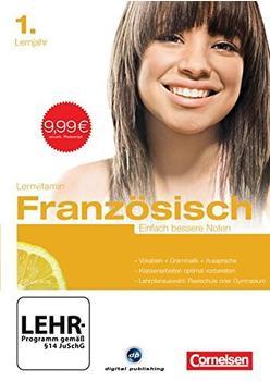 Cornelsen Lernvitamin Französisch 1. Lernjahr (DE) (Win) (2012)