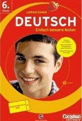 Cornelsen Lernvitamin D - Deutsch 6. Klasse (DE) (Win)