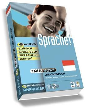 EuroTalk Talk Now! Indonesisch (DE) (Win/Mac)
