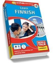 EuroTalk World Talk Finnish (EN) (Win/Mac)