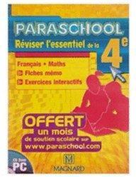 Mindscape Paraschool - Réviser l´essentiel de la 4ème (FR) (Win)