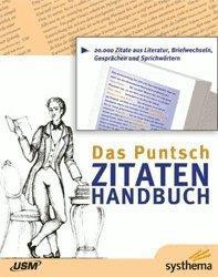 USM Das Puntsch Zitatenhandbuch (DE) (Win)