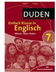 Duden Einfach Klasse in Englisch - 7.Klasse (DE) (Win)