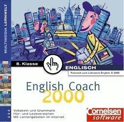 Cornelsen English Coach 2000 A4/B4/D4 8. Klasse (DE) (Win)