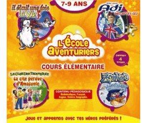 Mindscape L´école des aventuriers: cours élémentaires 2007 (WIN) (FR)