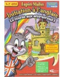 Mindscape Lapin Malin : Initiation à l´anglais 4-7 ans 2006/2007 (FR) (Win/Mac)