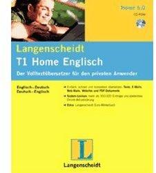 Langenscheidt T1 Home 6.0 Englisch (DE) (Win)