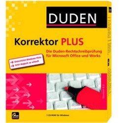 Duden Korrektor PLUS 4.0 (DE) (Win)