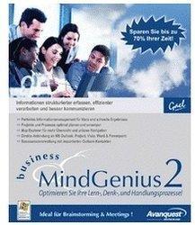 Avanquest MindGenius 2 business (DE) (Win)