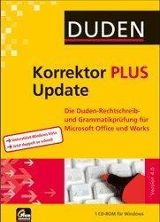 Duden Korrektor PLUS 4.0 Update (DE) (Win)