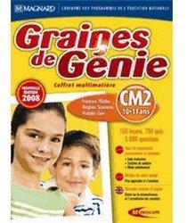 Mindscape Graine de génie CM2 2008 (FR) (Win)