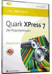 video2brain QuarkXPress 7 - Grundlagen, professionelles Layout und Druckausgabe (DE) (Win/Mac)