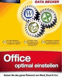 Data Becker Office optimal einstellen (DE) (Win)