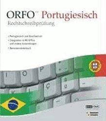 Jourist Orfo 8.0 Rechtschreibprüfung: Portugiesisch (DE)
