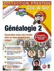 Anuman Interactive Généalogie 2 (FR) (Win)