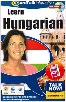 EuroTalk Talk Now Hungarian: Essential words and phrases for absolute beginners (EN) (Win/Mac)