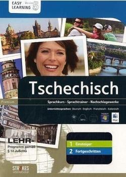 Strokes Tschechisch - Kombi-Paket Kurs 1 + 2 - Version 5 (DE) (Win/Mac)